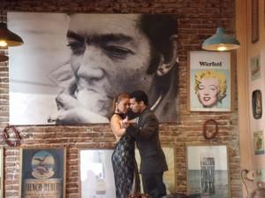 Tango em San Telmo, Buenos Aires