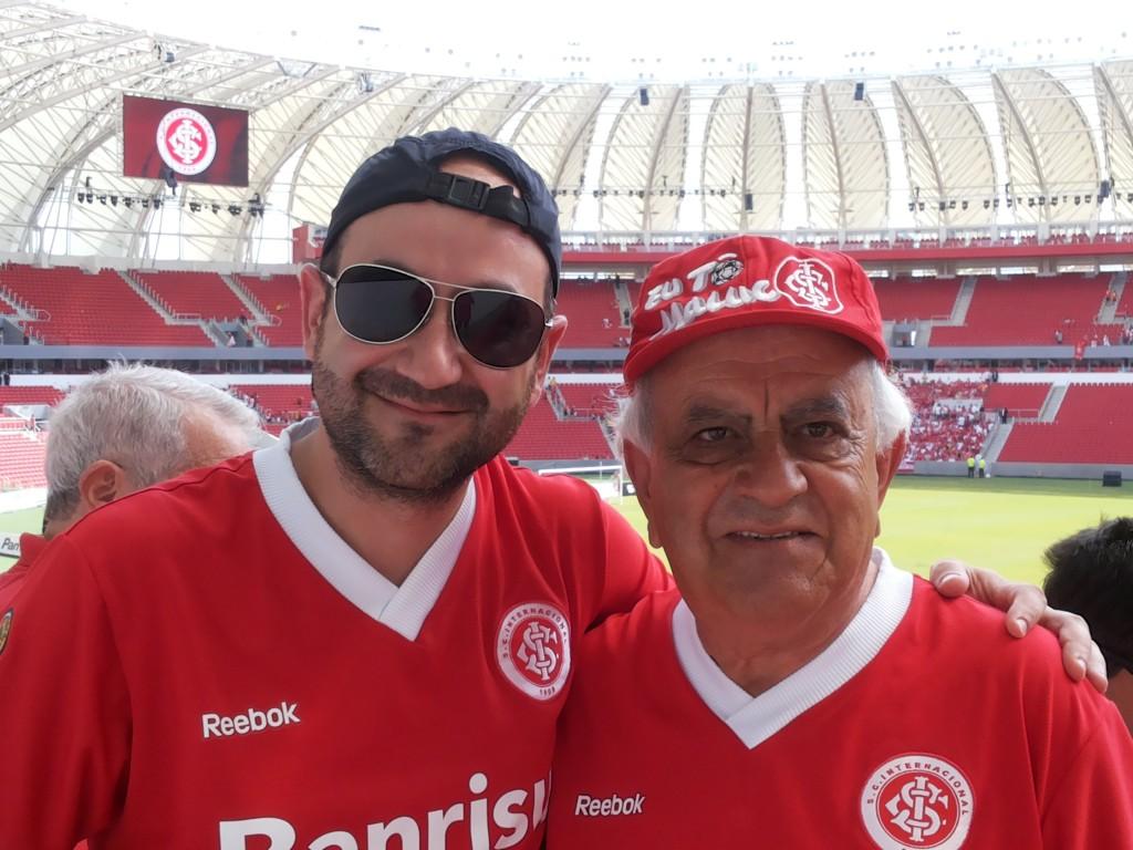 Reinauguração Estádio Beira-Rio, 06/04/2014